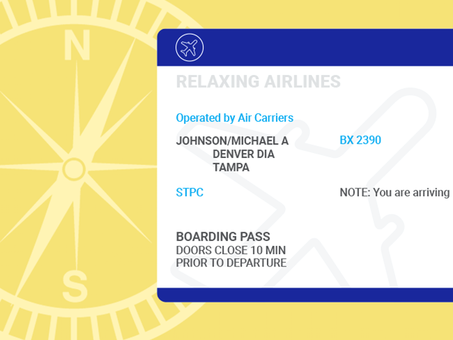 The Hidden Secrets of Your Airline Boarding Pass – Part 2