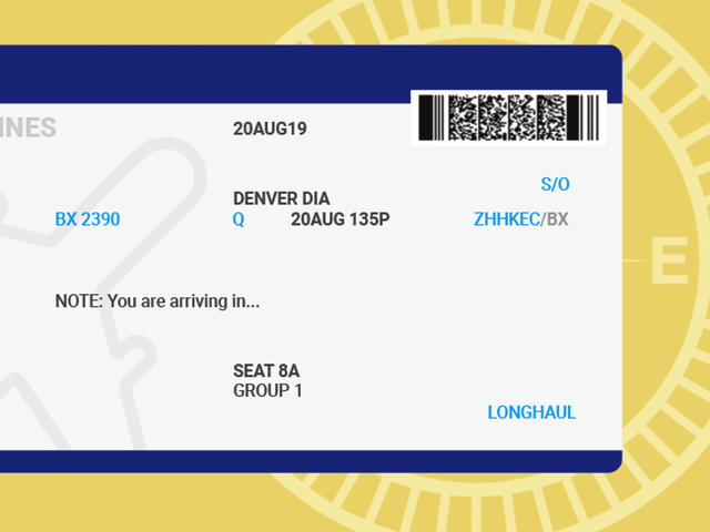 The Hidden Secrets of Your Airline Boarding Pass – Part 3