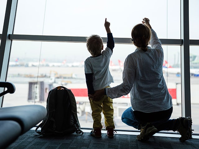 Wise Habits for Families Who Fly