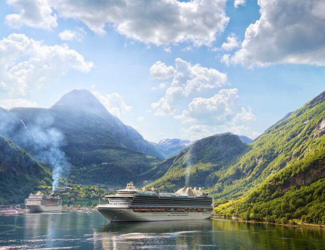 Differences Between a Family River and Family Ocean Cruise