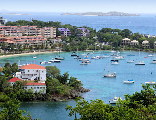 US Virgin Islands Sunscreen Ban