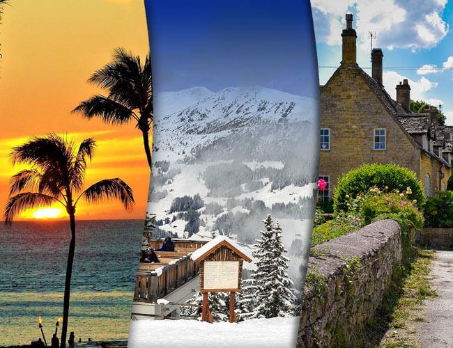 The Best Vacations Post-Quarantine