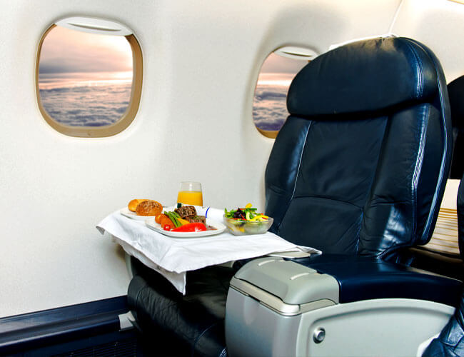 Is First Class Worth It?